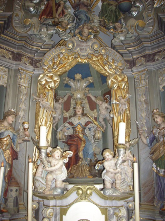 Oltar sv. Katarine